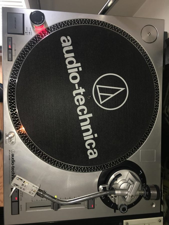 Audio-Technica AT-LP120USBHC (90342)