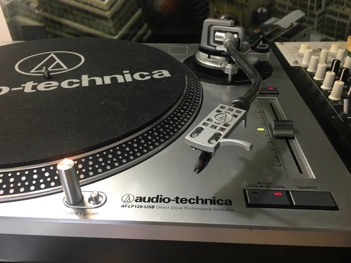 Audio-Technica AT-LP120USBHC (42117)