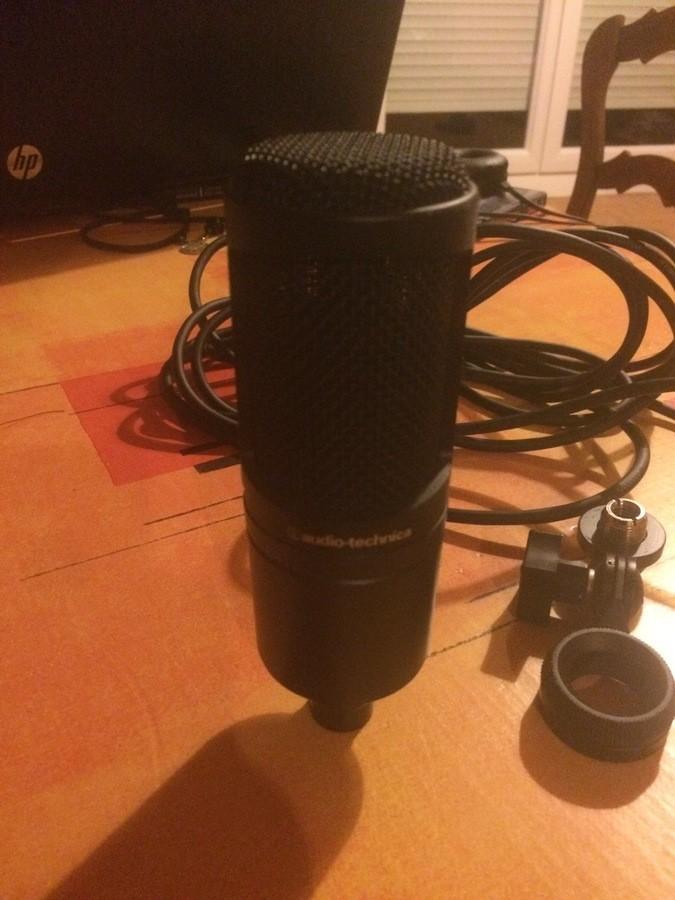 Audio-Technica AT2020 (88960)