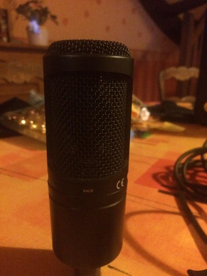 Audio-Technica AT2020 (36148)
