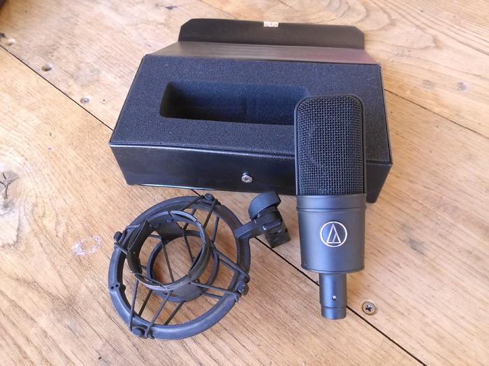 audio technica at4033 image 1870948 audiofanzine. Black Bedroom Furniture Sets. Home Design Ideas