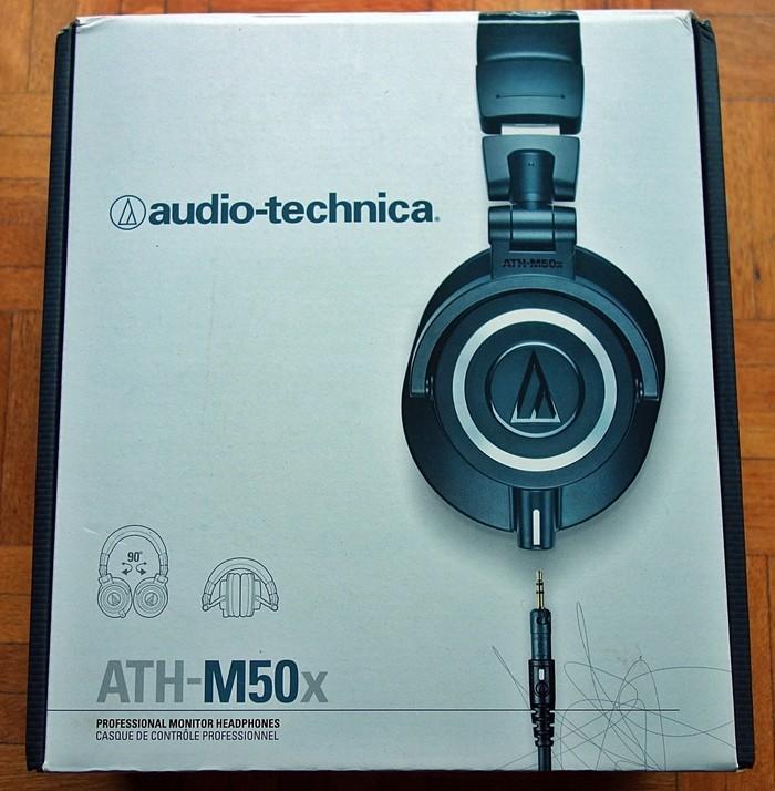 Audio-Technica ATH-M50x (32477)