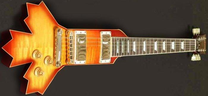 canada guitar