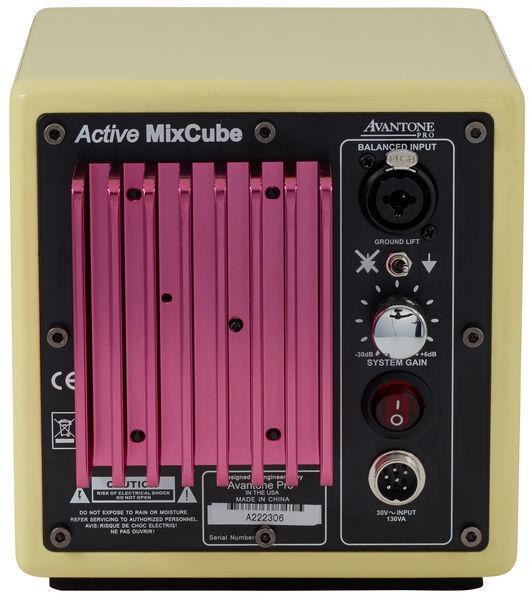 Avantone Pro Active MixCubes (81053)