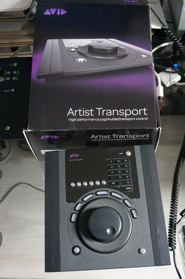 Avid Artist Transport (95515)