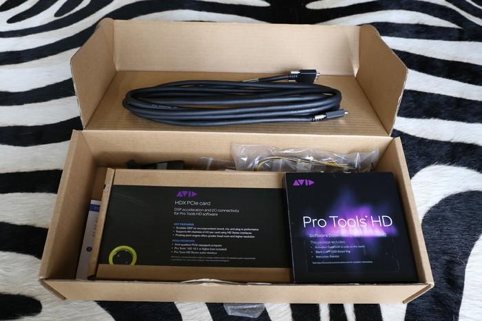Avid Pro Tools HDX (45370)