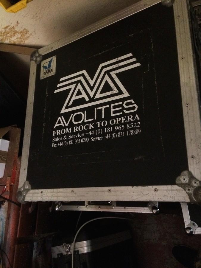 Avolites Azure 2000