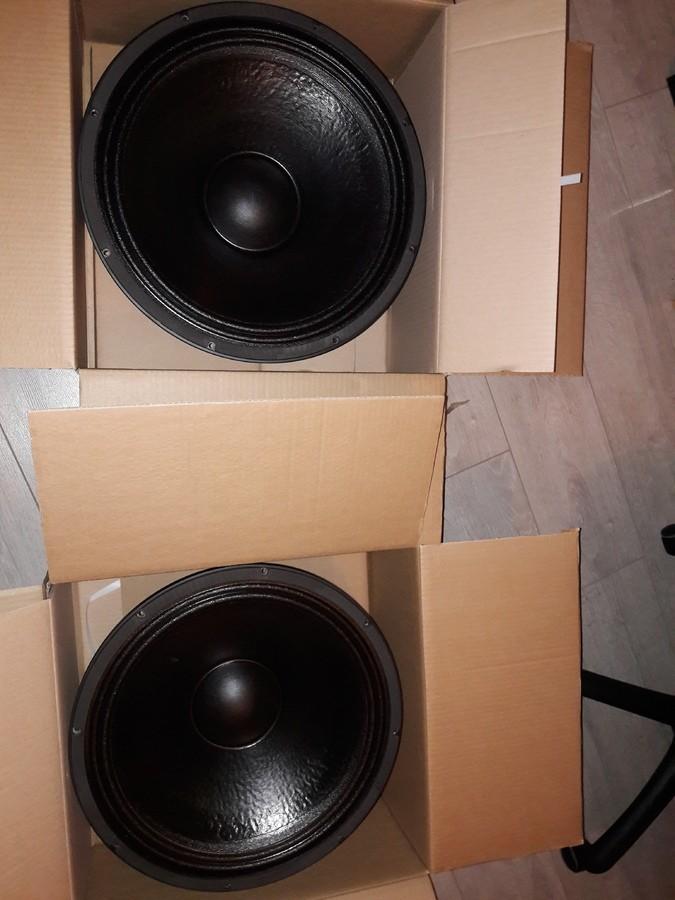 B&C Speakers 18PZB46 (42787)