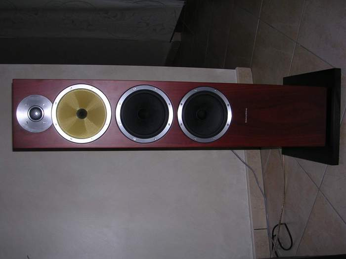 b w cm9 image 163247 audiofanzine. Black Bedroom Furniture Sets. Home Design Ideas