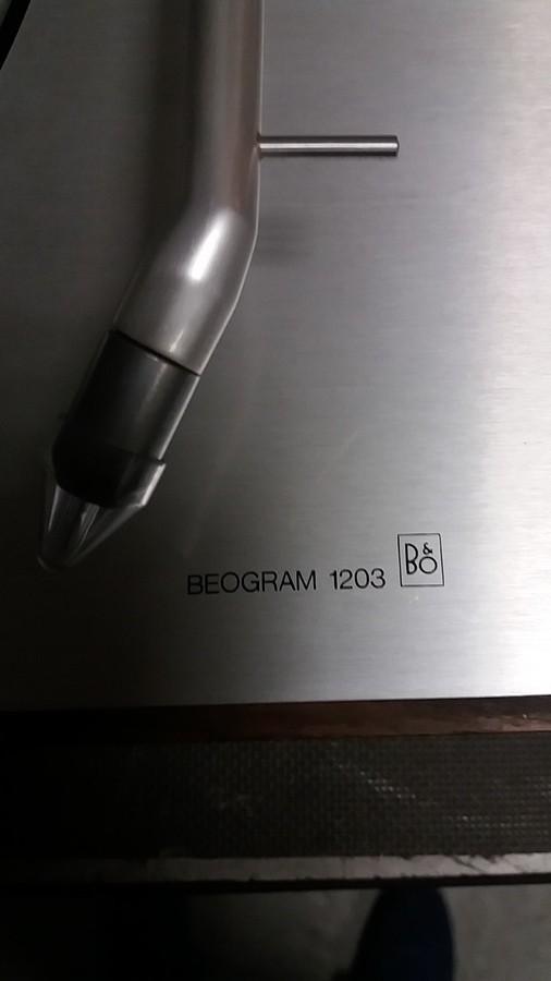 Bang & Olufsen BEOGRAM 1203 (87067)