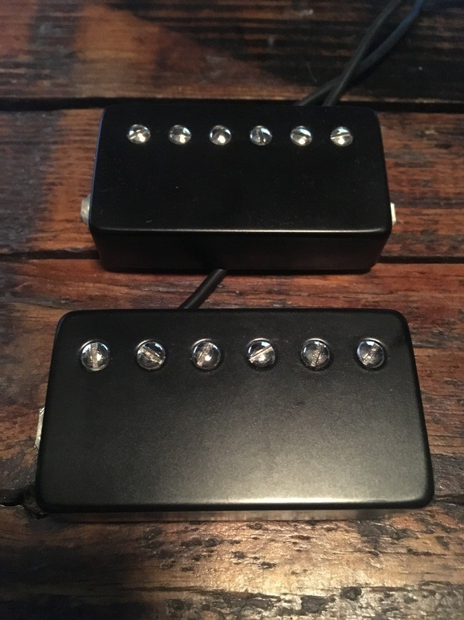 Bare Knuckle Pickups Miracle Man (33660)