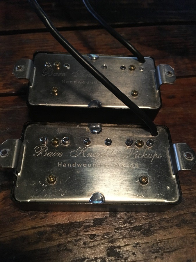 Bare Knuckle Pickups Miracle Man (53008)