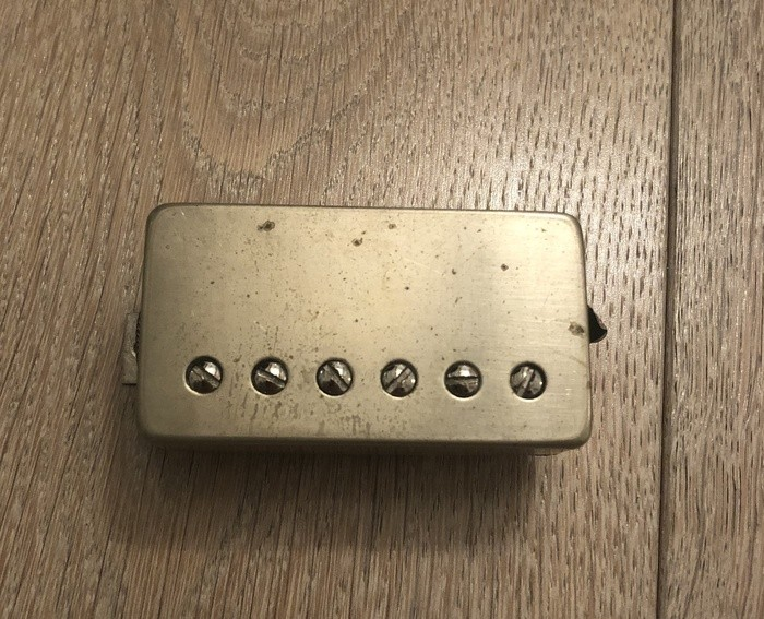 Bare Knuckle Pickups The Mule (78596)