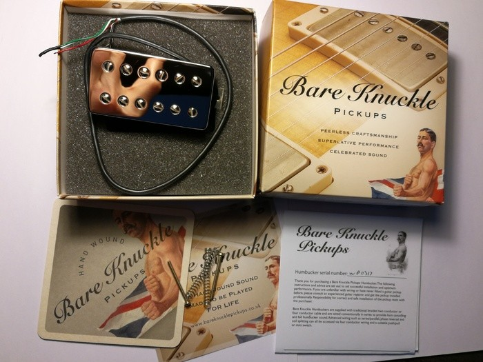 Bare Knuckle Pickups Warpig (31139)