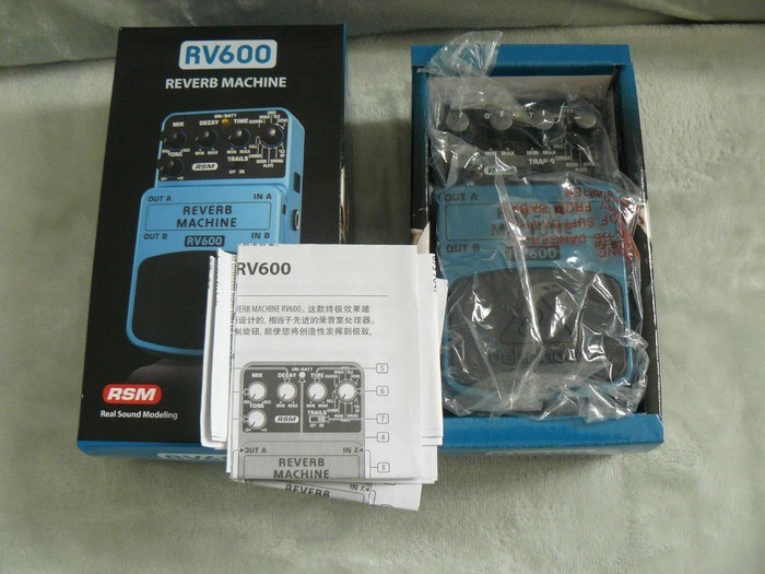 BERHINGER RF600 1