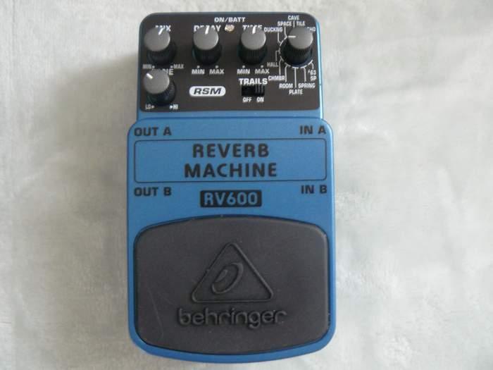 BERHINGER RV600 2