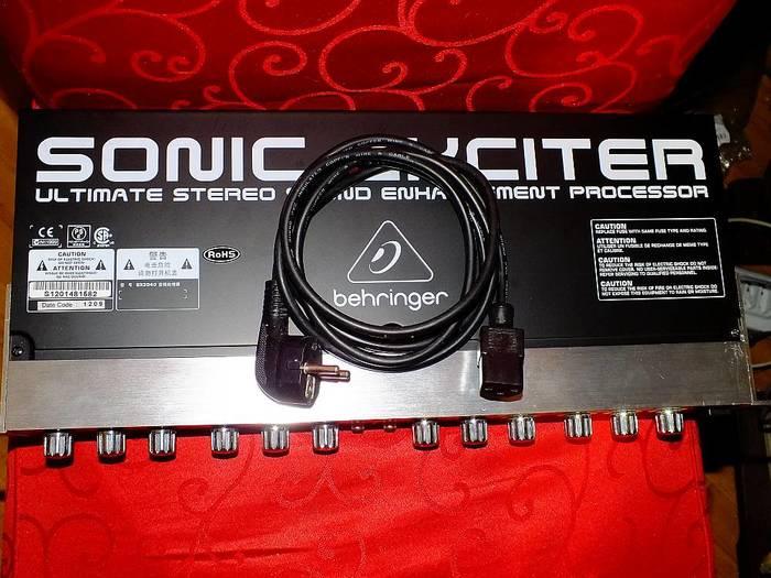 Behringer Sonic Exciter SX3040 (81024)