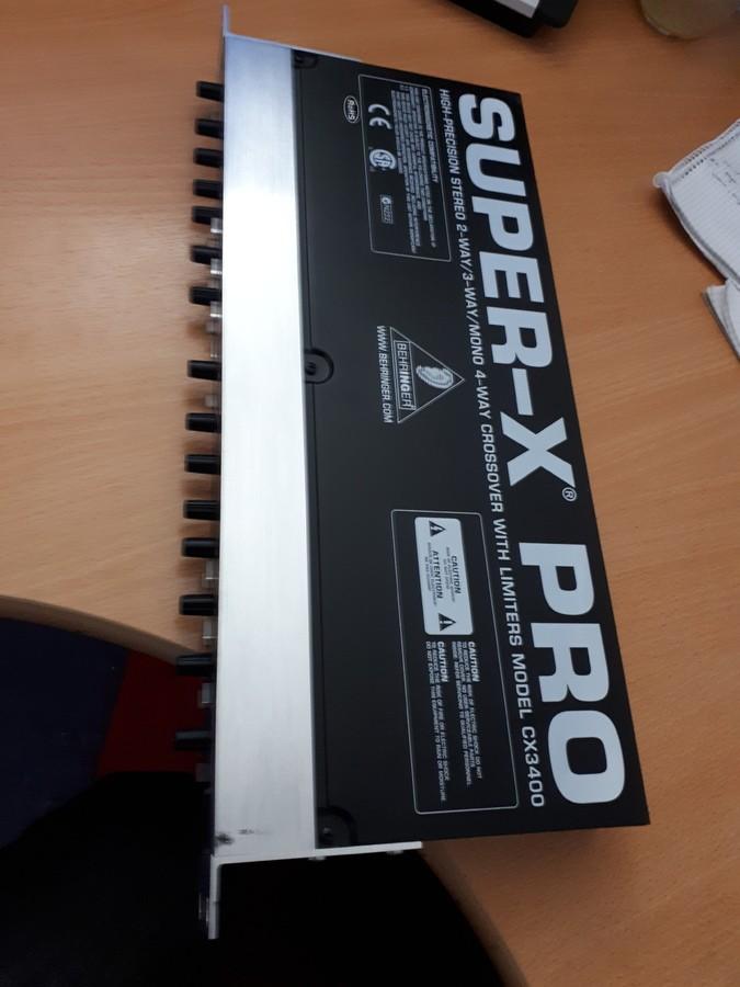 Behringer Super-X Pro CX3400 (66811)