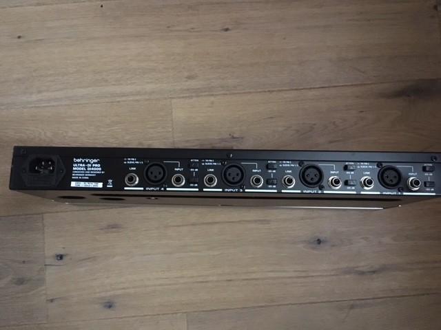 Behringer Ultra-DI Pro DI4000 (83131)