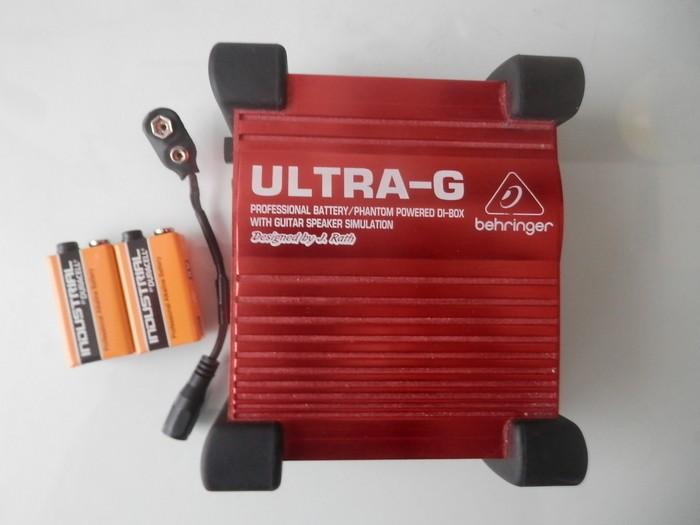 Behringer Ultra-G GI100 (20086)