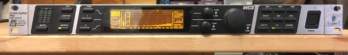 Behringer Ultracurve Pro DEQ2496 (74987)