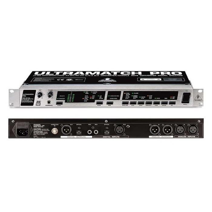 Behringer Ultramatch Pro SRC2496 (53972)