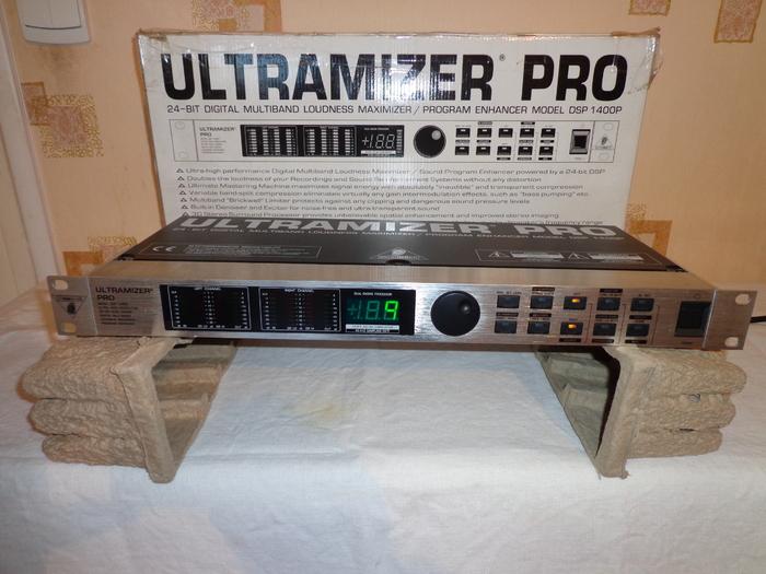 Ultramizer pro dsp1400p
