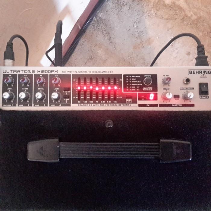 Behringer Ultratone K1800FX (81728)