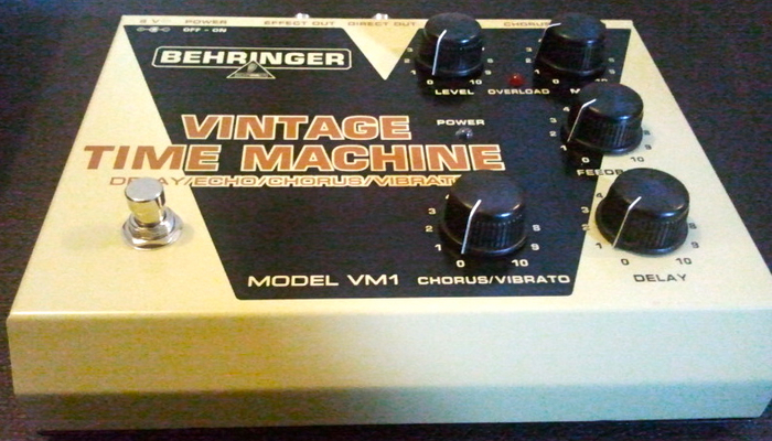behringer vintage time machine vm1