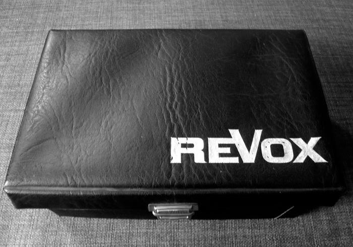 Revox M 3500 bicarbone images