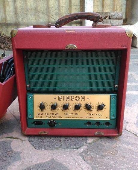 Binson 3° (9025)