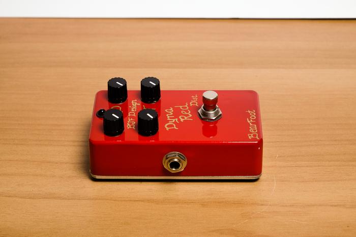 BJFe / BearFoot Dyna Red Disto (11465)