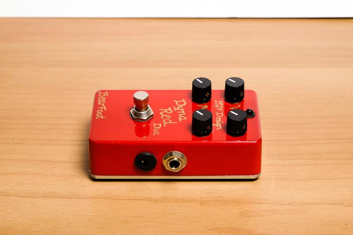 BJFe / BearFoot Dyna Red Disto (4700)