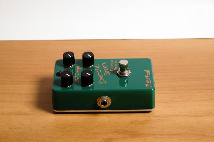 BJFe / BearFoot Emerald Green Disto (47003)