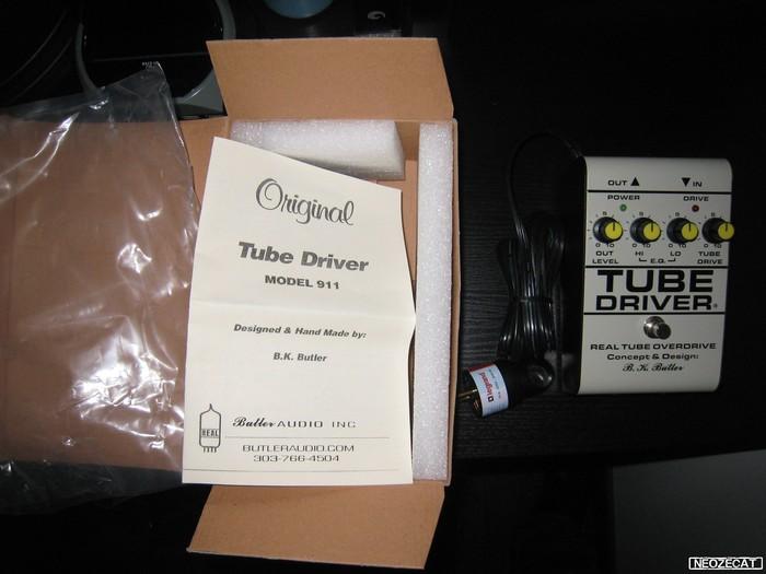 BK Butler Tube Driver image (#463119) - Audiofanzine