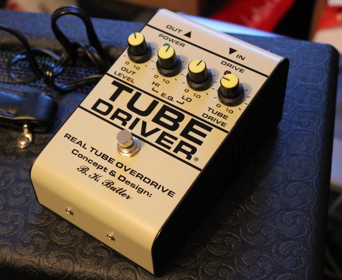 BK Butler Tube Driver image (#771417) - Audiofanzine