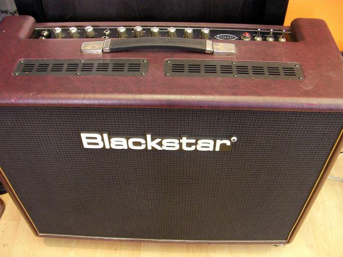 blackstar amplification artisan 30 image 455322 audiofanzine. Black Bedroom Furniture Sets. Home Design Ideas