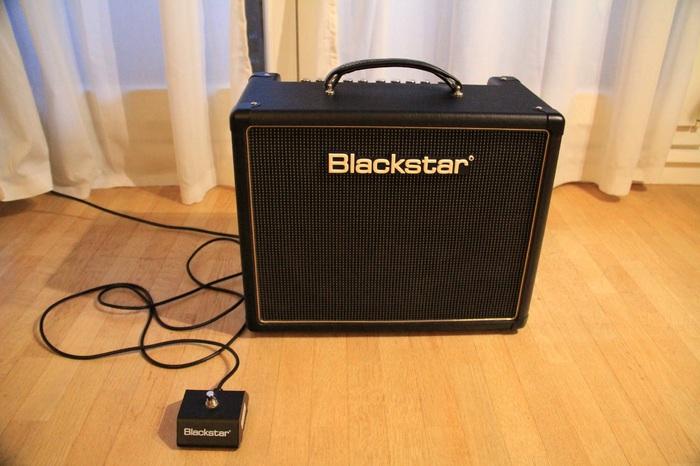 blackstar amplification ht 5r image 474605 audiofanzine. Black Bedroom Furniture Sets. Home Design Ideas