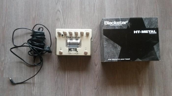 Blackstar Amplification HT-Metal (93834)