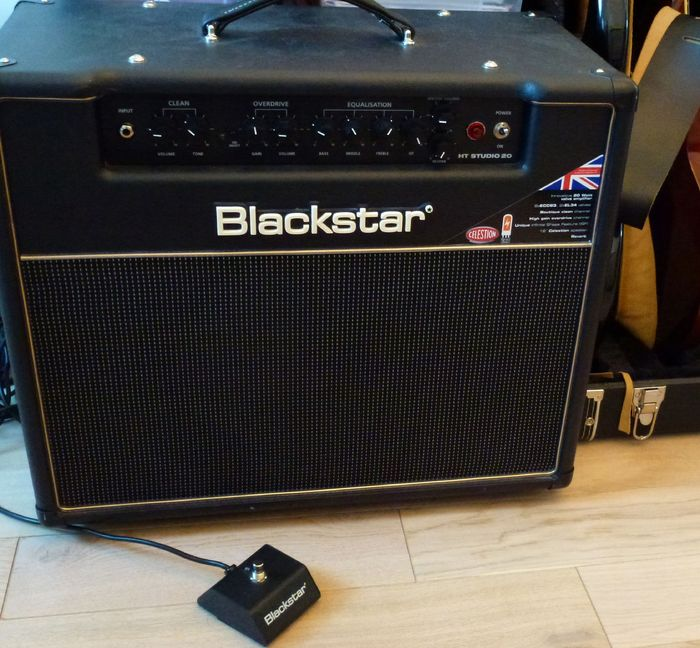 Blackstar Ht Studio 20 Review : blackstar amplification ht studio 20 image 682523 audiofanzine ~ Russianpoet.info Haus und Dekorationen