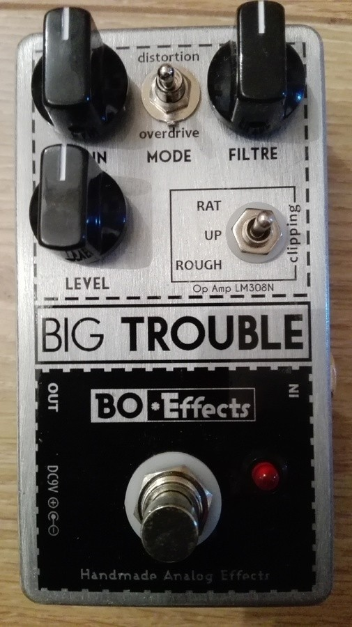BO*Effects Big Trouble (47357)