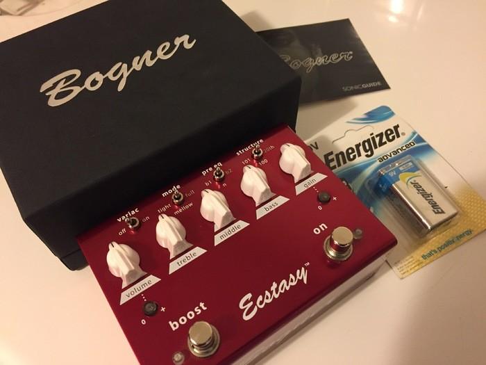 Bogner Ecstasy Red (66221)