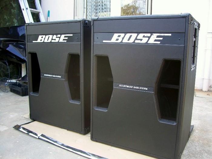 bose 302 image 68267 audiofanzine. Black Bedroom Furniture Sets. Home Design Ideas