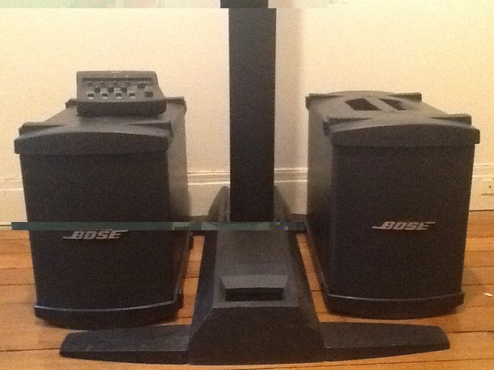 photo bose l1 model ii with b1 bass tonematch engine bose l1 model ii with b1 bass. Black Bedroom Furniture Sets. Home Design Ideas