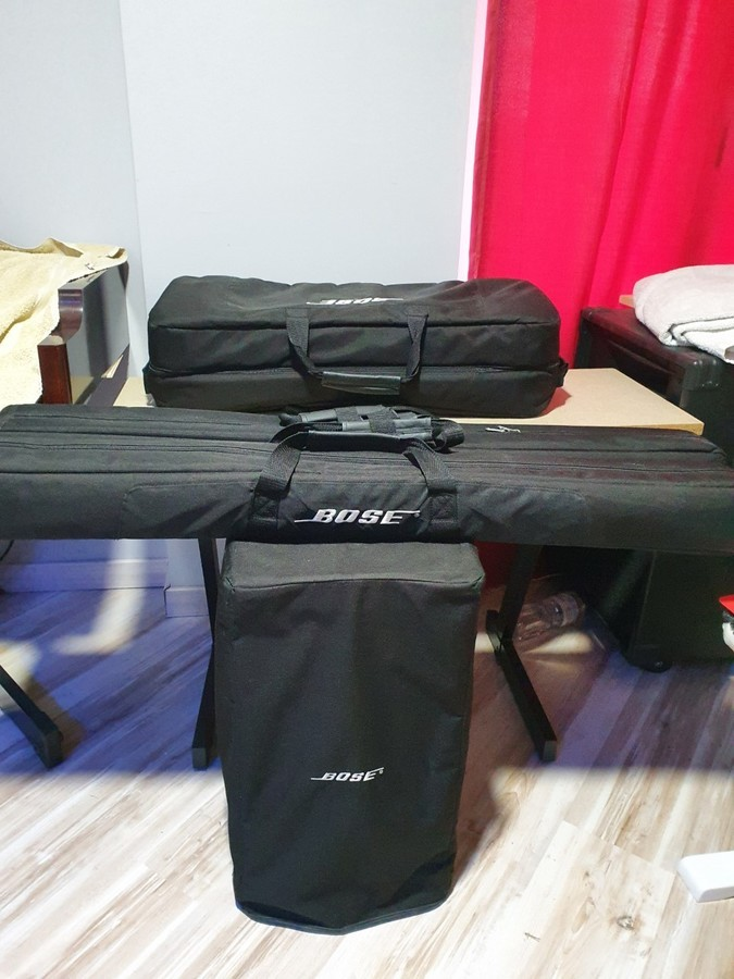 Bose L1 Model II with B2 Bass & ToneMatch Engine