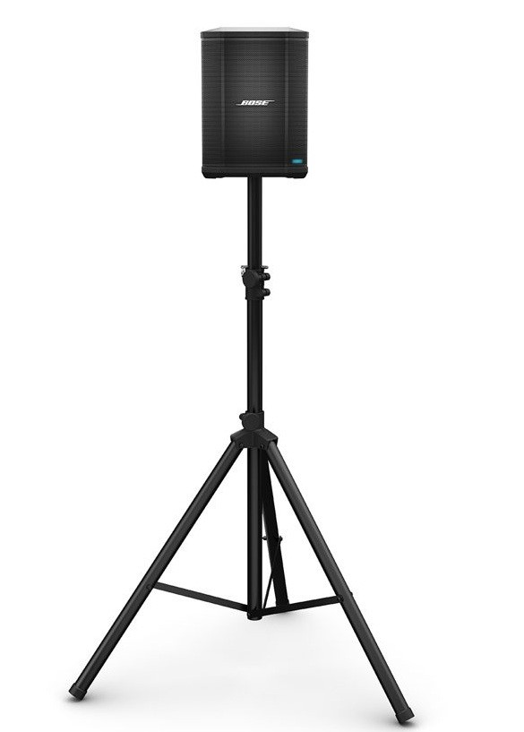 S1 Pro on Stand