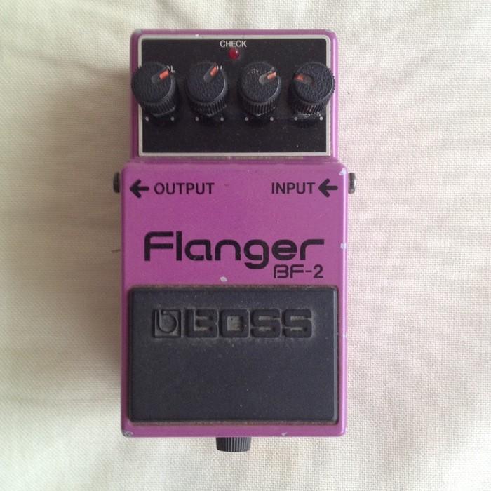 Boss BF-2 Flanger (Japan) (35828)