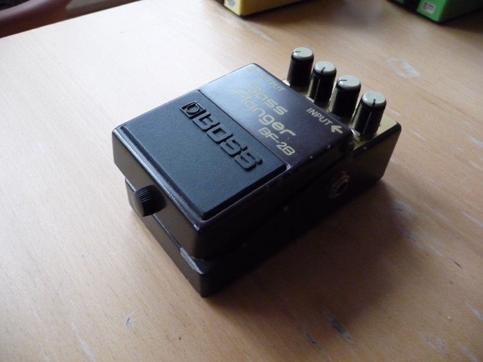 Boss BF-2B Bass Flanger (23223)