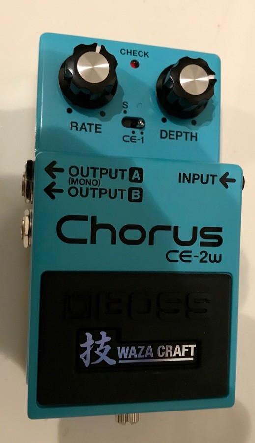 Boss CE-2W Chorus (80907)