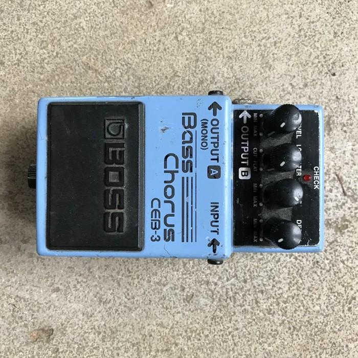 Boss CEB-3 Bass Chorus (87768)